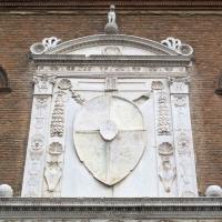 Palazzo schifanoia, ext., portale maggiore 03 - Sailko