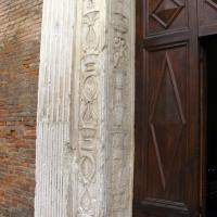 Palazzo schifanoia, ext., portale maggiore 05 - Sailko
