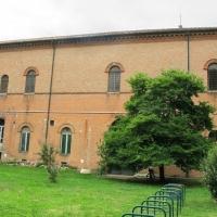 Palazzo schifanoia, ext., lato giardino 02 - Sailko