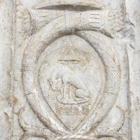 Palazzo schifanoia, ext., portale maggiore 07 - Sailko