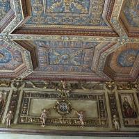Palazzo schifanoia, sala degli stucchi o delle virtù, di domenico di paris e buongiovanni da geminiano (1467) 22 - Sailko