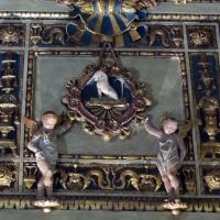 Palazzo schifanoia, sala degli stucchi o delle virtù, di domenico di paris e buongiovanni da geminiano (1467) 51 - Sailko