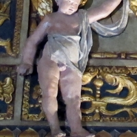 Palazzo schifanoia, sala degli stucchi o delle virtù, di domenico di paris e buongiovanni da geminiano (1467) 61 - Sailko