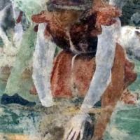 Palazzo schifanoia, salone dei mesi, 09 settembre (ercole de' roberti), borso in parata 04 5 - Sailko