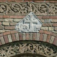 Abbazia di Pomposa. Decorazioni marmoree della facciata by Samaritani