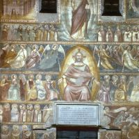 Abbazia di Pomposa. Il Giudizio Finale by sconosciuto