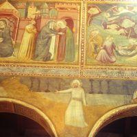 Abbazia di Pomposa, affreschi con storie del Nuovo Testamento foto di Rebeschini