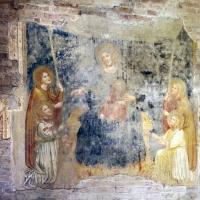 Scuola riminese, madonna col bambino e angeli, 1350-1400 ca. 01 by Sailko