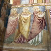 Scuola bolognese, ciclo dell'abbazia di pomposa, 1350 ca., giudizio universale, patriarchi in paradiso 01 by Sailko