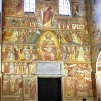Scuola bolognese, ciclo dell'abbazia di pomposa, 1350 ca., giudizio universale 02 by Sailko