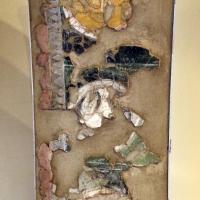 Affresco dall'intradosso dell'acone dell'absidiola sud dell'abbazia di pomposa, IX-X secolo by Sailko