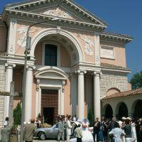Santuario di Santa Maria in Aula Regia by Samaritani