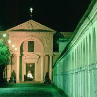 Santuario di Santa Maria in Aula Regia. Notturna by Samaritani
