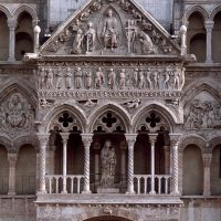 Cattedrale. Protiro by Baraldi