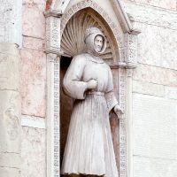 Cattedrale, statua di Alberto V by Baraldi