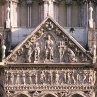 """Cattedrale. Particolare del """"Giudizio universale"""" by samaritani"""