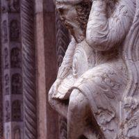 cattedrale, particolare del talamone by zappaterra