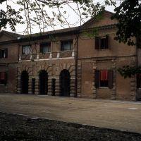 immagine da Edificio isolato detto la Palazzina del Montagnone già Estense in via Rampari di S. Tommaso, 5