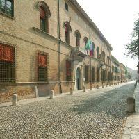 immagine da Palazzo Giulio D'Este - sede della prefettura