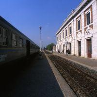 immagine da Stazione Viaggiatori Scalo ferroviario Porta Reno