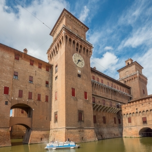 Castello Estense - Castello Estense foto di: |Le immagini| - Archivio privato