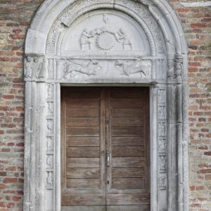 Portale della Pive di San Giorgio by Staff Museo delle Valli