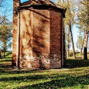Pieve di San Giorgio - Abside by Monica Paluan