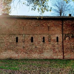 Pieve di San Giorgio - Fiancata by Monica Paluan