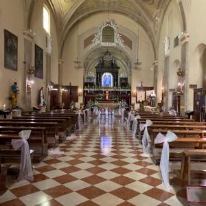 Santuario Comacchio by Umberto Carli