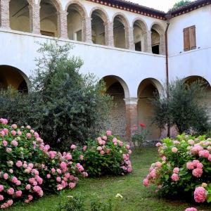 Convento dell'Osservanza, Brisighella_Chiostro photos de anonimo