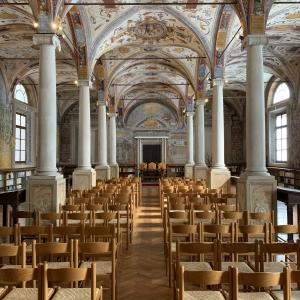 Monastero di San Giovanni Evangelista in Parma, uno scrigno di capolavori d'arte