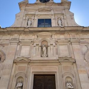 Facciata chiesa di San giovanni Evangelista by Martina Anelli