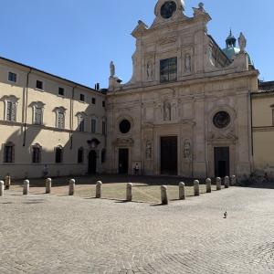 Piazzale chiesa di San Giovanni Evangelista by Martina Anelli