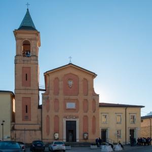 Duomo di Modigliana by Andrea Gonelli