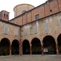 Chiesa di S.Biagio (cortile)