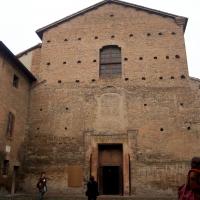 Chiesa della Pomposa (facciata)