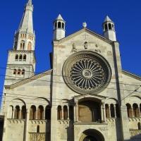 Duomo di Modena e Ghirlandina foto di Matteolel