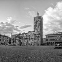 Duomo di Modena. by Emmanuele Coltellacci