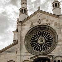 Duomo di Modena by Guglielmo Meucci