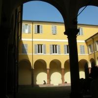 Palazzo S.Margherita, cortile