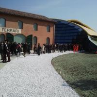 Museo Casa Enzo Ferrari Inauguration