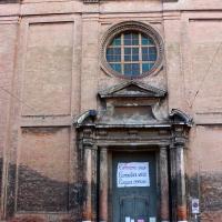 Facciata chiesa di Sant'Agostino