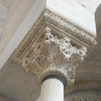 Duomo di Modena, capitello del portale centrale foto di Giuch86