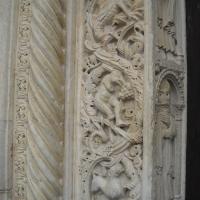 Duomo di Modena, stipite by Giuch86