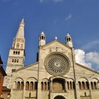 La Facciata del Duomo di Modena by Giorgia Violini
