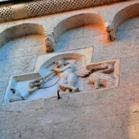 """Decorazione Duomo di Modena """"Genio Funerario"""" photos de Chiara Salazar Chiesa"""