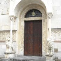 Duomo di Modena, portale centrale by Giuch86