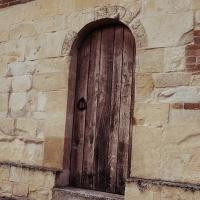 Portale oratorio san Michele