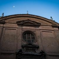 Facciata della Chiesa di sant agostino