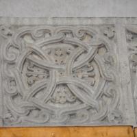 Duomo modena estero facciata bassorilievi foto di Manesti